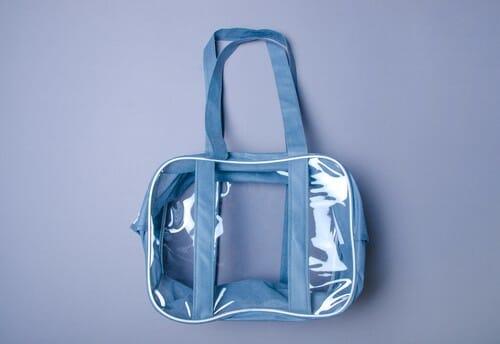 customizing PVC bags