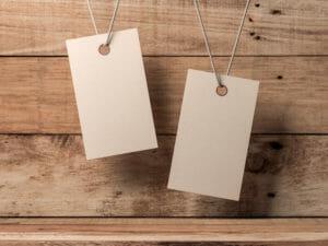 2 Limitações do processo de personalização de etiquetas de papel Kraft